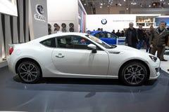 De auto van Subaru brz Royalty-vrije Stock Afbeelding