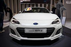De auto van Subaru brz Stock Fotografie