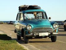 De auto van Surfer Stock Foto's