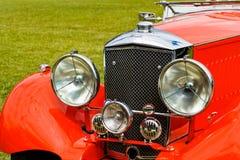 De Auto van Vinatgerailton Royalty-vrije Stock Foto's