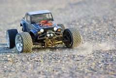 De auto van Wrangler RC Stock Foto's