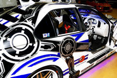 De Auto van Xtreme Stock Foto