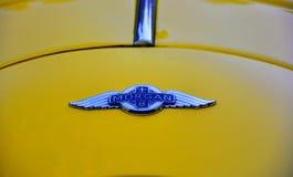 De autoembleem van Morgan Royalty-vrije Stock Afbeelding