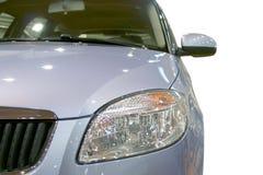 De autolicht van de close-up Stock Afbeeldingen
