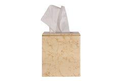 De Automaat van het papieren zakdoekje Stock Foto