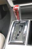 De automatische hefboom van de snelheidsverandering Stock Foto