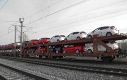 De automobielindustrie stock afbeelding