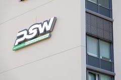 De automobieltechniek Gmbh van PSW Stock Afbeelding