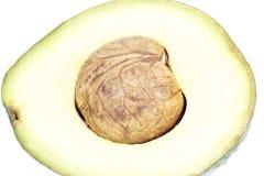 De avocado van Cutted Stock Foto's