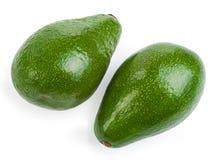 De avocado van het paar Stock Afbeeldingen