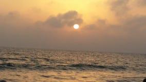 De avond van karachi mooie Seaview royalty-vrije stock afbeeldingen