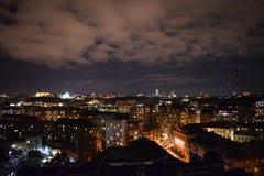 De Avond van Kiev Royalty-vrije Stock Foto