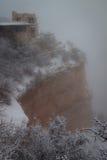 De aZ-grote Rand van de Parken van de Canion Nationale stock fotografie