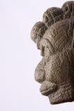 De Azteekse God van de Brand stock foto's