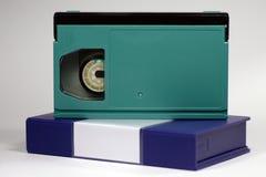De bèta geïsoleerder Cassette van TV Royalty-vrije Stock Afbeeldingen