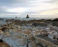 De Baai Dorset van Mupe Stock Fotografie