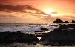 De baai Dorset van Mupe Stock Foto