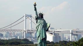 De Baai Japan van Tokyo stock videobeelden