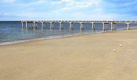 De baai Queensland Australië van Hervey stock afbeelding