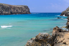 De baai in Sardinige Stock Fotografie