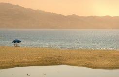 De baai van Acapulco, Mexico Stock Fotografie