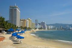 De baai van Acapulco, Mexico Royalty-vrije Stock Afbeelding
