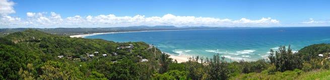 De baai van Australië byron Stock Fotografie