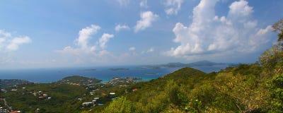 De Baai van Cruz - Heilige John (USVI) stock foto's