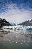 De Baai van de gletsjer stock fotografie