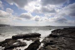 De Baai van Doolin Royalty-vrije Stock Foto's