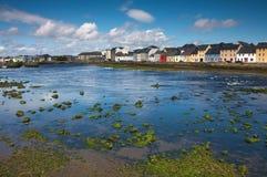 De Baai van Galway, Ierland Stock Foto