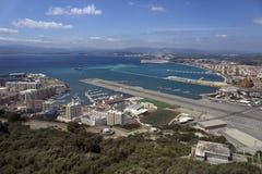 De Baai van Gibraltar Royalty-vrije Stock Afbeelding
