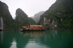 De baai van Halong #3 stock afbeelding
