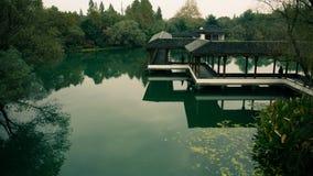 De baai van Haohu Stock Afbeelding