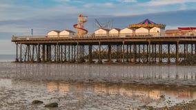 De Baai van Herne, Kent, Engeland, het UK royalty-vrije stock fotografie