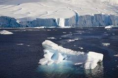 De Baai van het paradijs - Antarctica Stock Fotografie