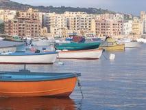 De baai van Malta St Paul Royalty-vrije Stock Foto