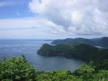 De baai van Maracas stock foto