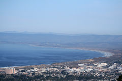 De Baai van Monterey Royalty-vrije Stock Fotografie
