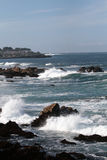 De Baai van Monterey Stock Foto