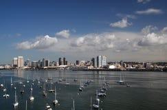 De Baai van San Diego Stock Foto's