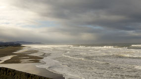 De Baai van San Francisco Royalty-vrije Stock Foto's