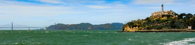 De Baai van San Francisco Stock Foto