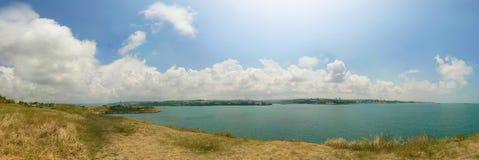 De Baai van Sebastopol Stock Foto