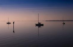 De Baai van Tamper in de Haven van de Veiligheid Royalty-vrije Stock Foto's