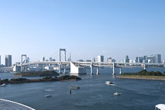 De Baai van Tokyo royalty-vrije stock foto
