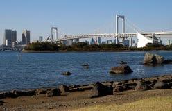 De baai van Tokyo Stock Foto's