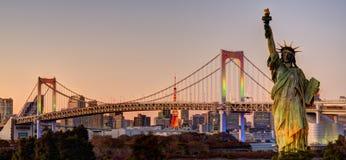 De Baai van Tokyo stock afbeelding