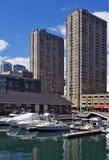 De baai van Toronto Stock Afbeeldingen
