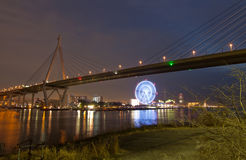 De baaigebied van Osaka Royalty-vrije Stock Afbeelding